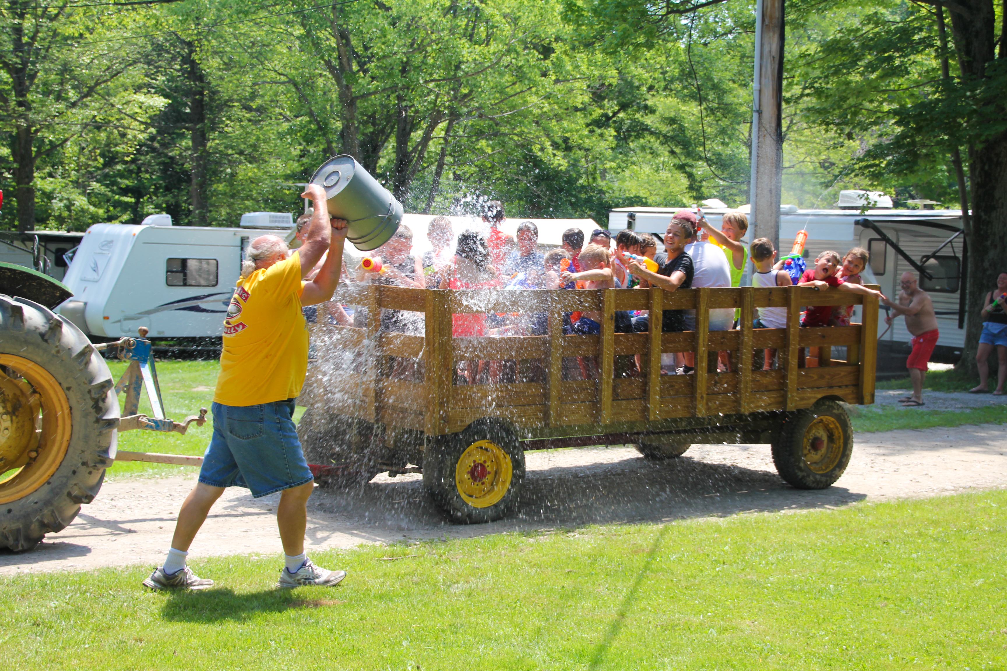 Events for Thompson / Grand River Valley KOA Campground in Ohio