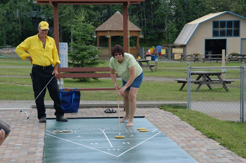 Shuffleboard Tournament- Talent Show: Event at the Thunder ...
