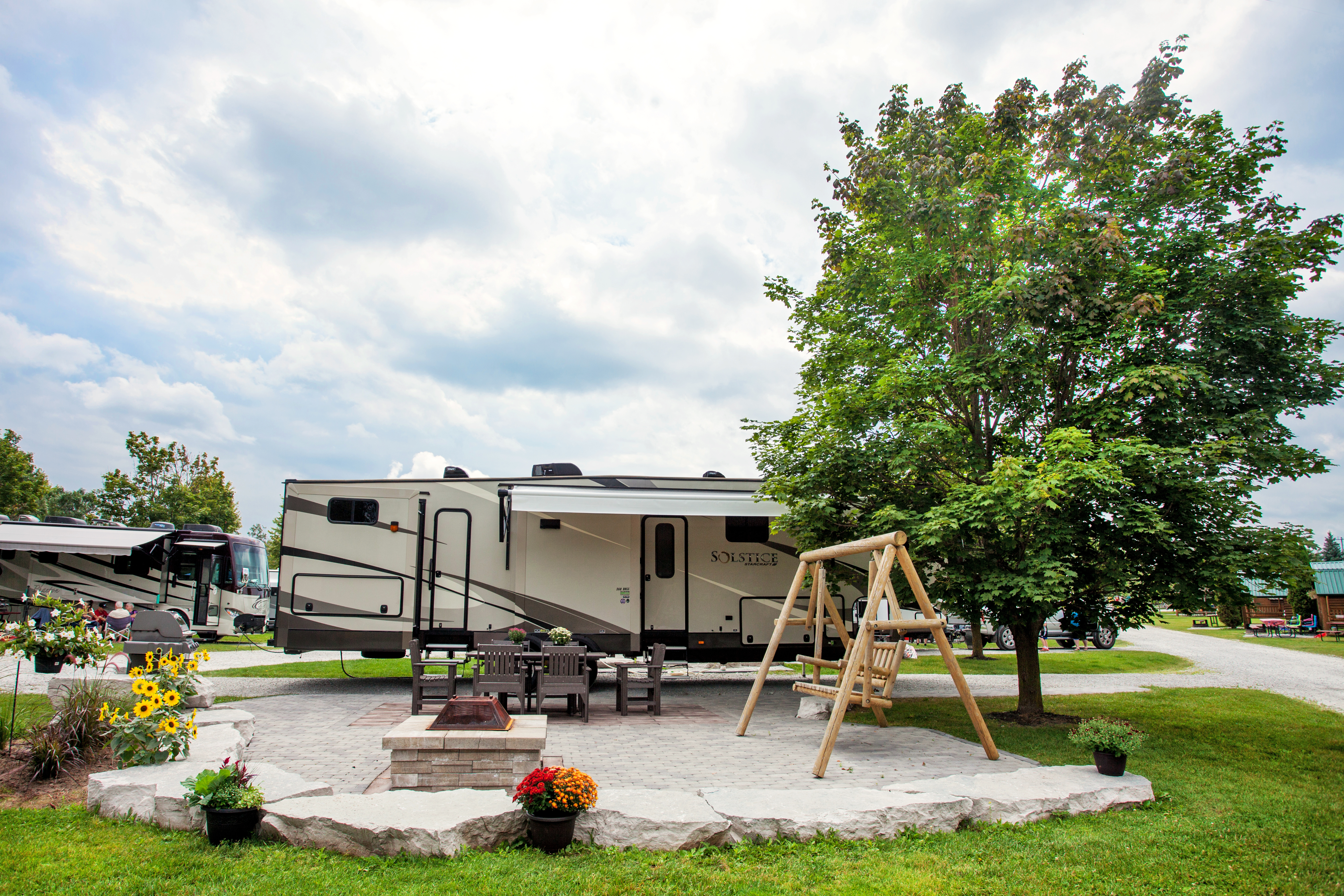 adults only rv parks ontario