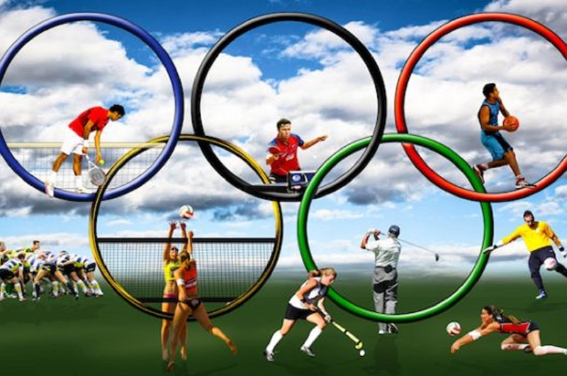 Olympic Games Weekend Photo