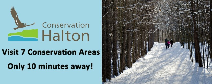 Conservation Halton - 7 Great Parks