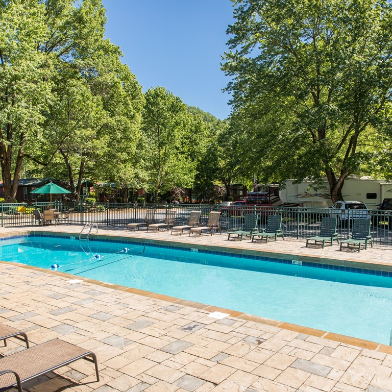Townsend, Tennessee Camping Amenities | Townsend / Great ...