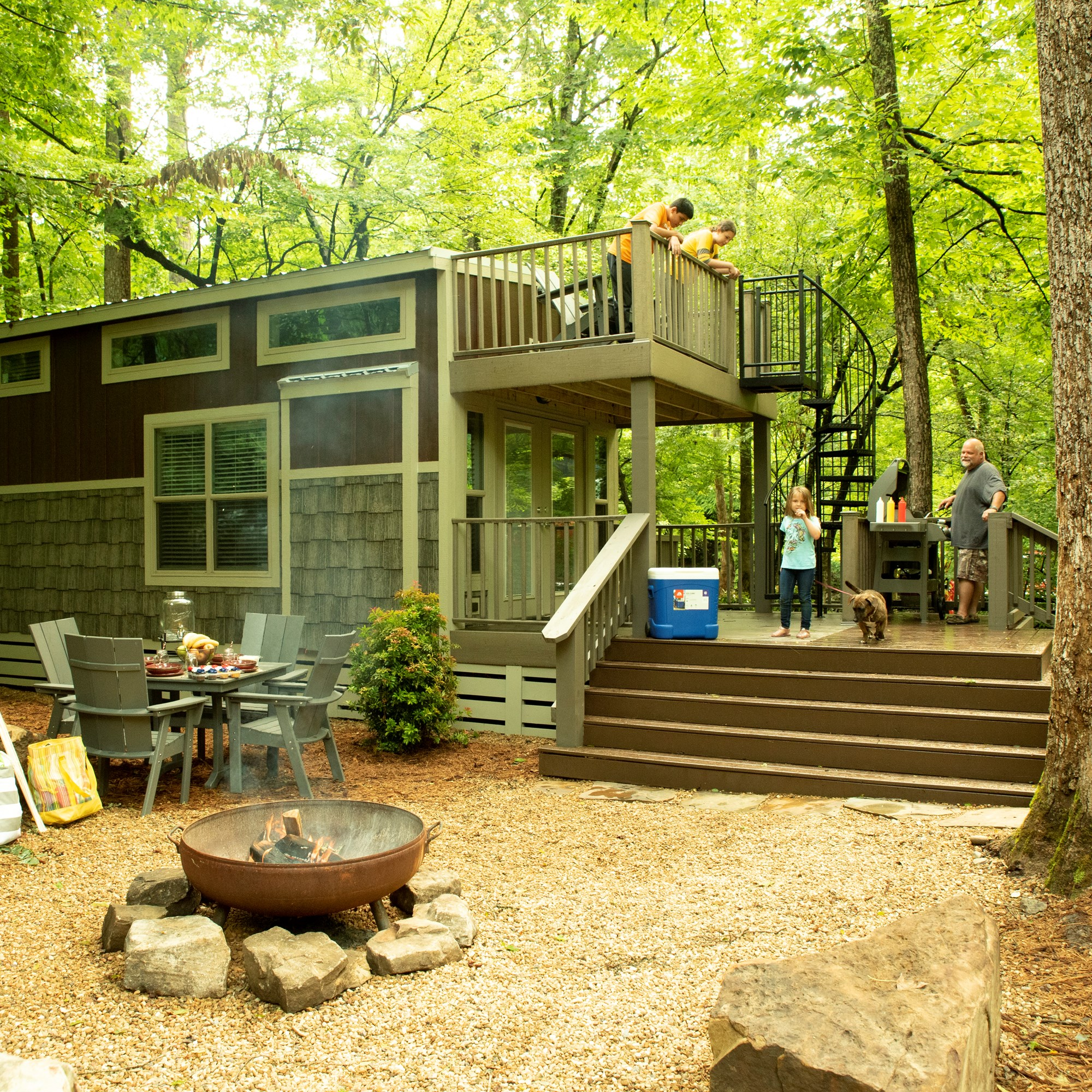 Townsend, Tennessee Tent Camping Sites | Townsend / Great ...