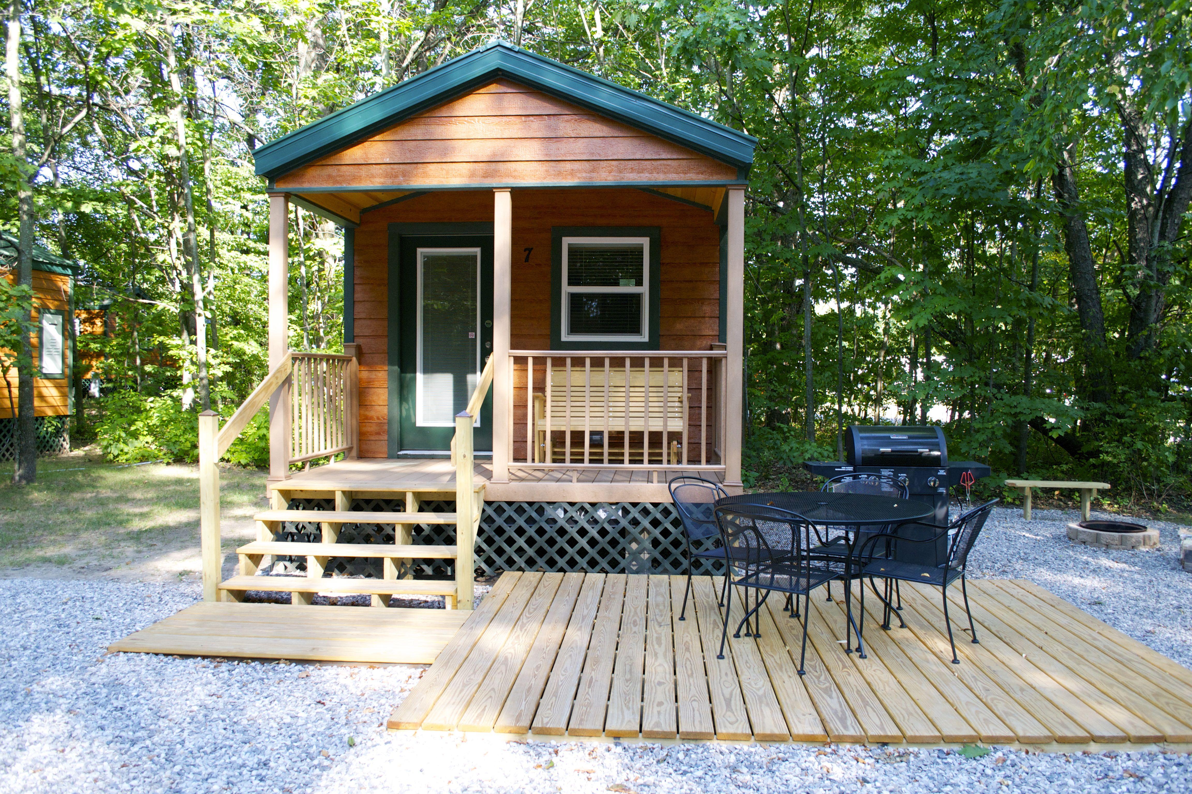 Buckley, Michigan Campground | Traverse City KOA