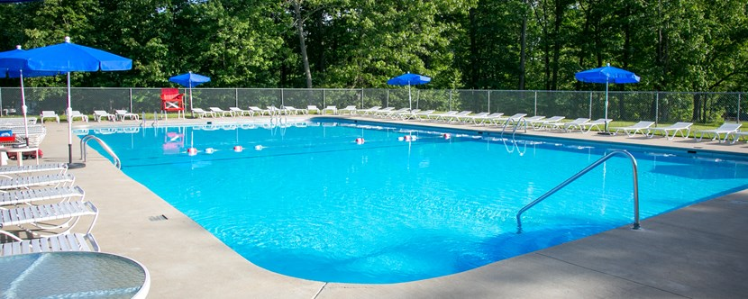 Campground Swimming Pool