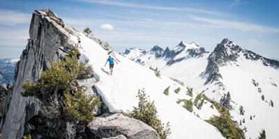 Trinity Alps: Hiking to Rush Creek Lakes