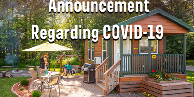 COVID-19 ANNOUNCEMENT
