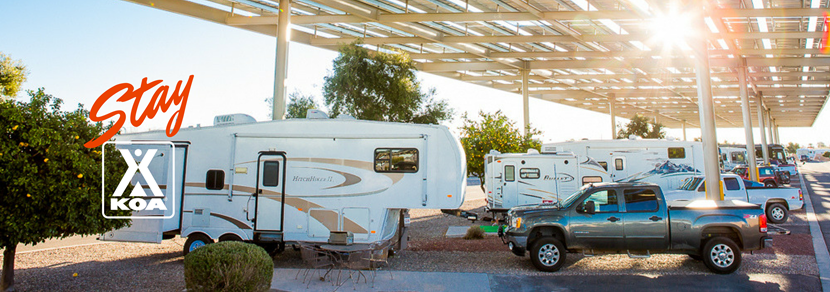Best sites in Tuscon whether RV, Cabin or Tent