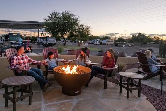 Tucson, Arizona Campground | Tucson / Lazydays KOA