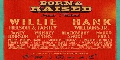 Born & Raised Music Festival