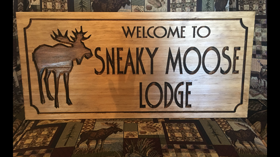 Sneaky Moose Lodge