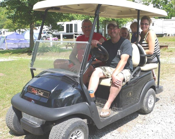 Club Car Golf Cart Rentals