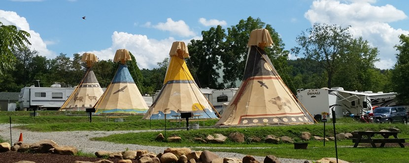 Tipi Section