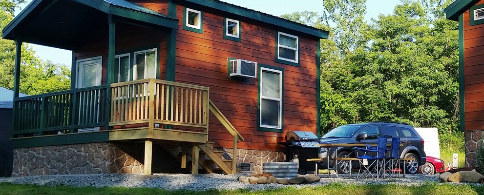 Deluxe Cabin 10 with Loft