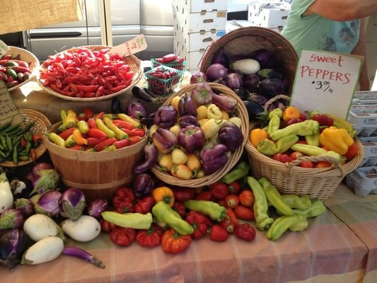 Downtown Ventura Farmer's Market - Saturday