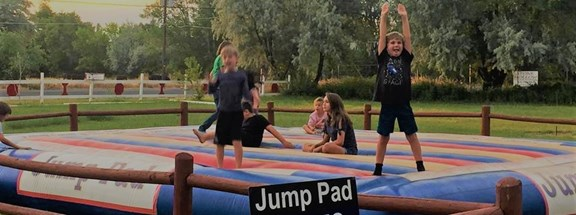 Kid's Favorite - Jump Pad