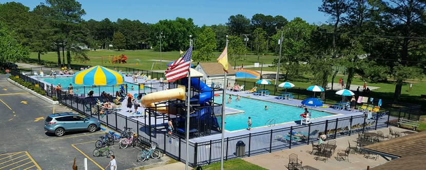 Virginia beach virginia campground virginia beach koa Campsites in poole with swimming pool