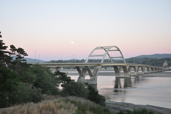 Alsea Bay Bridge