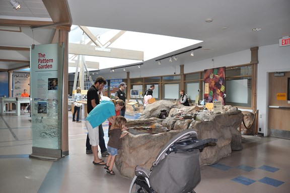 OSU Hatfield Marine Science Visitor Center