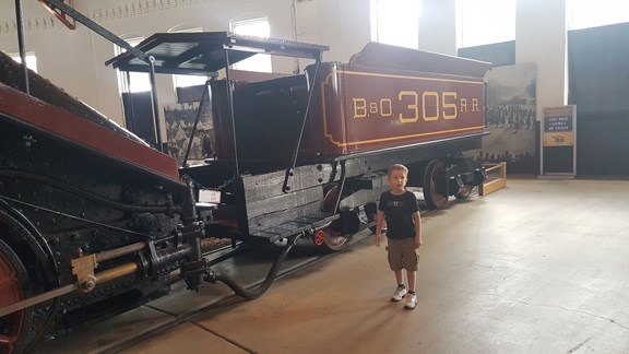 B&O Rail Road Museum
