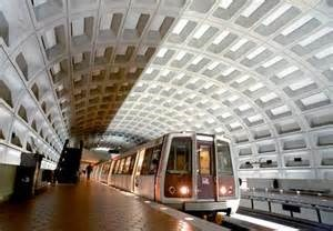 Washington D.C. Metro, New Carrollton Station