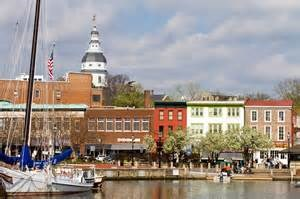 Annapolis, The gem of the Chesapeake