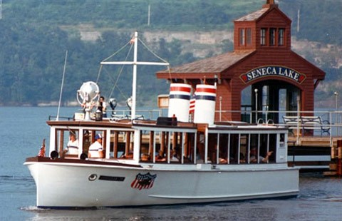 Boat Cruises on Seneca Lake
