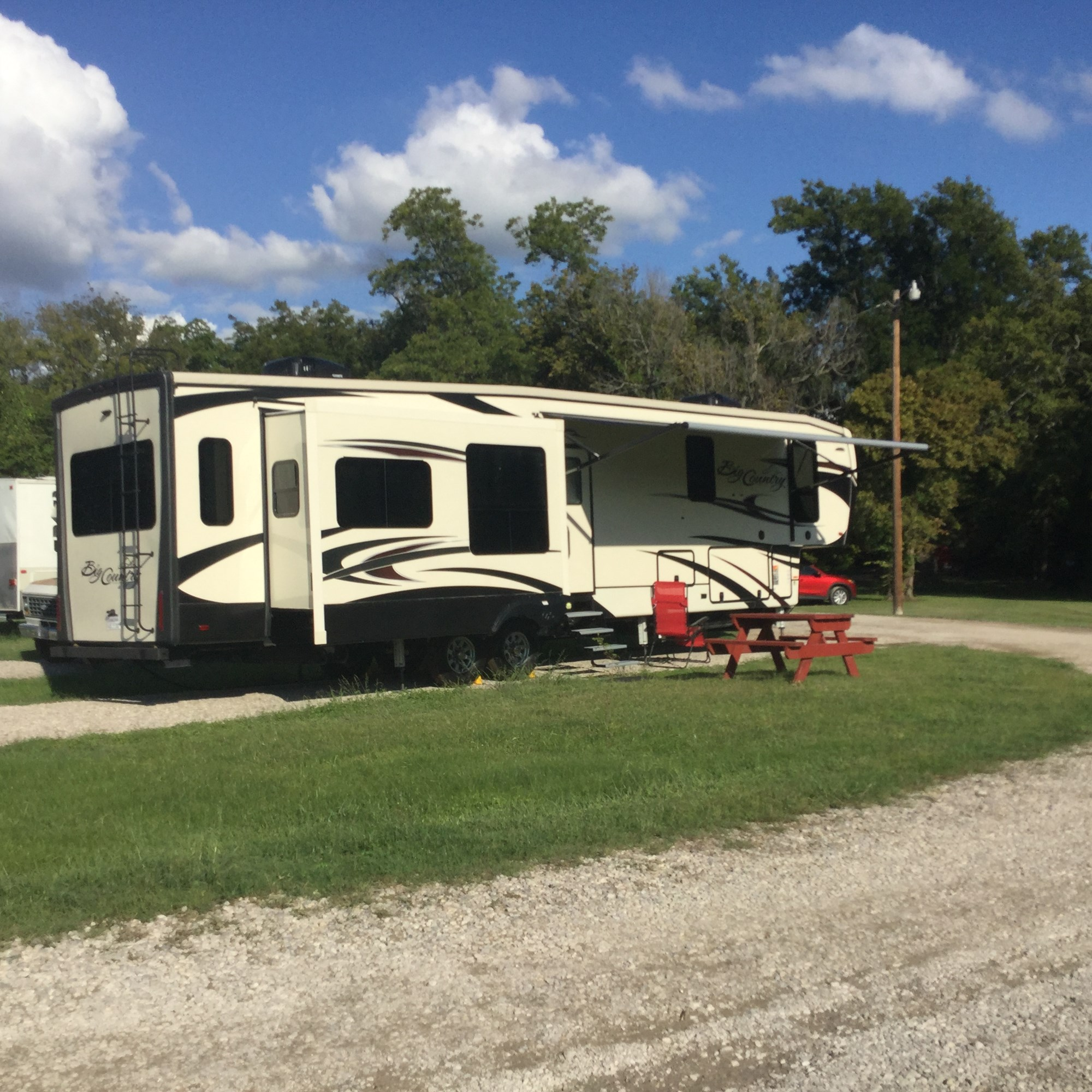Weatherford, Texas Campground | Weatherford / Fort Worth