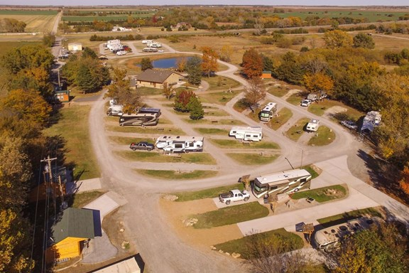 Overview of all RV Sites