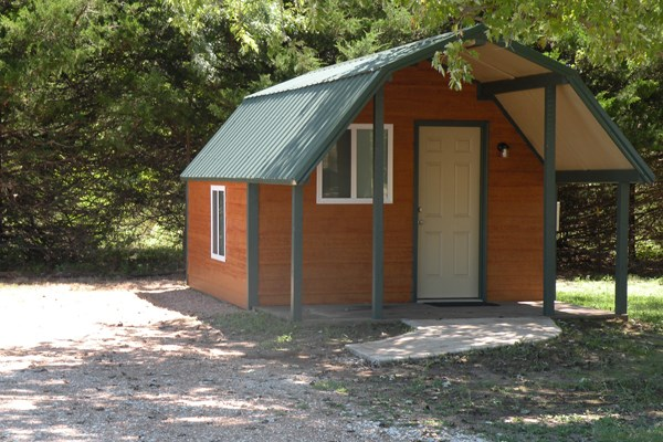 Basic Cabin without Restroom