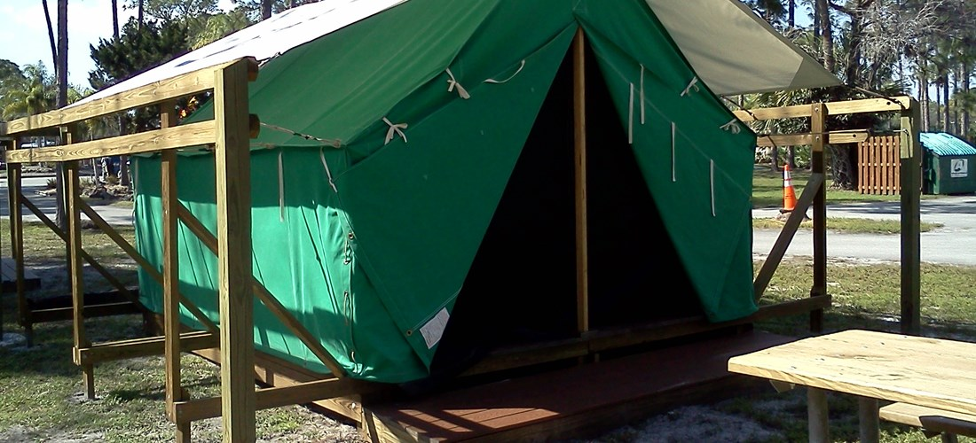 Loxahatchee Florida Tent Camping Sites West Palm Beach