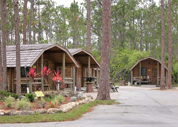 Loxahatchee Florida Campground West