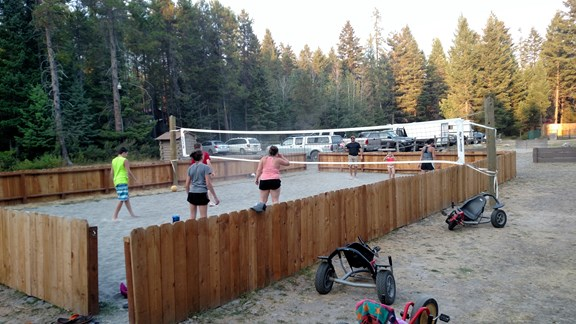 Welcome to the Whitefish / Kalispell North KOA