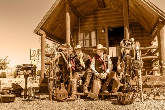 Explore the Old West & Local History!