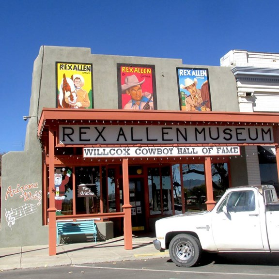 Rex Allen Museum & Willcox Cowboy Hall of Fame
