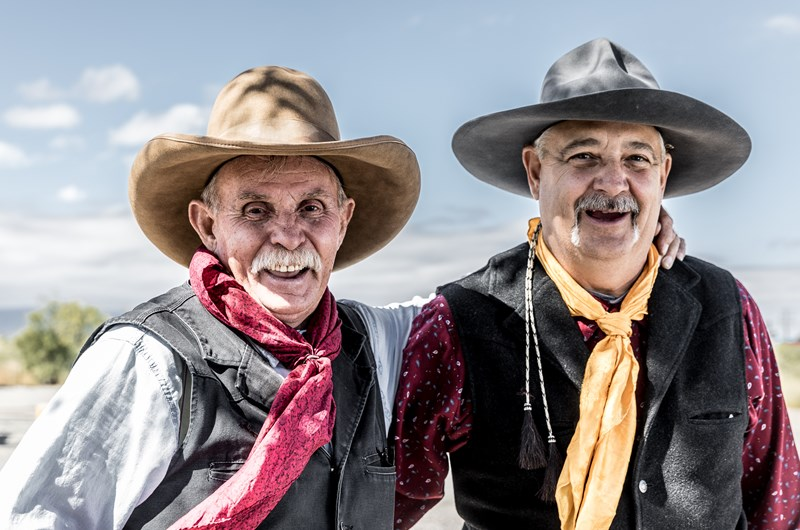 Cochise Cowboy Poetry and Music Gathering Photo