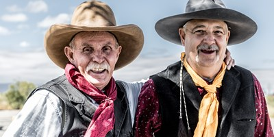 Cochise Cowboy Poetry and Music Gathering