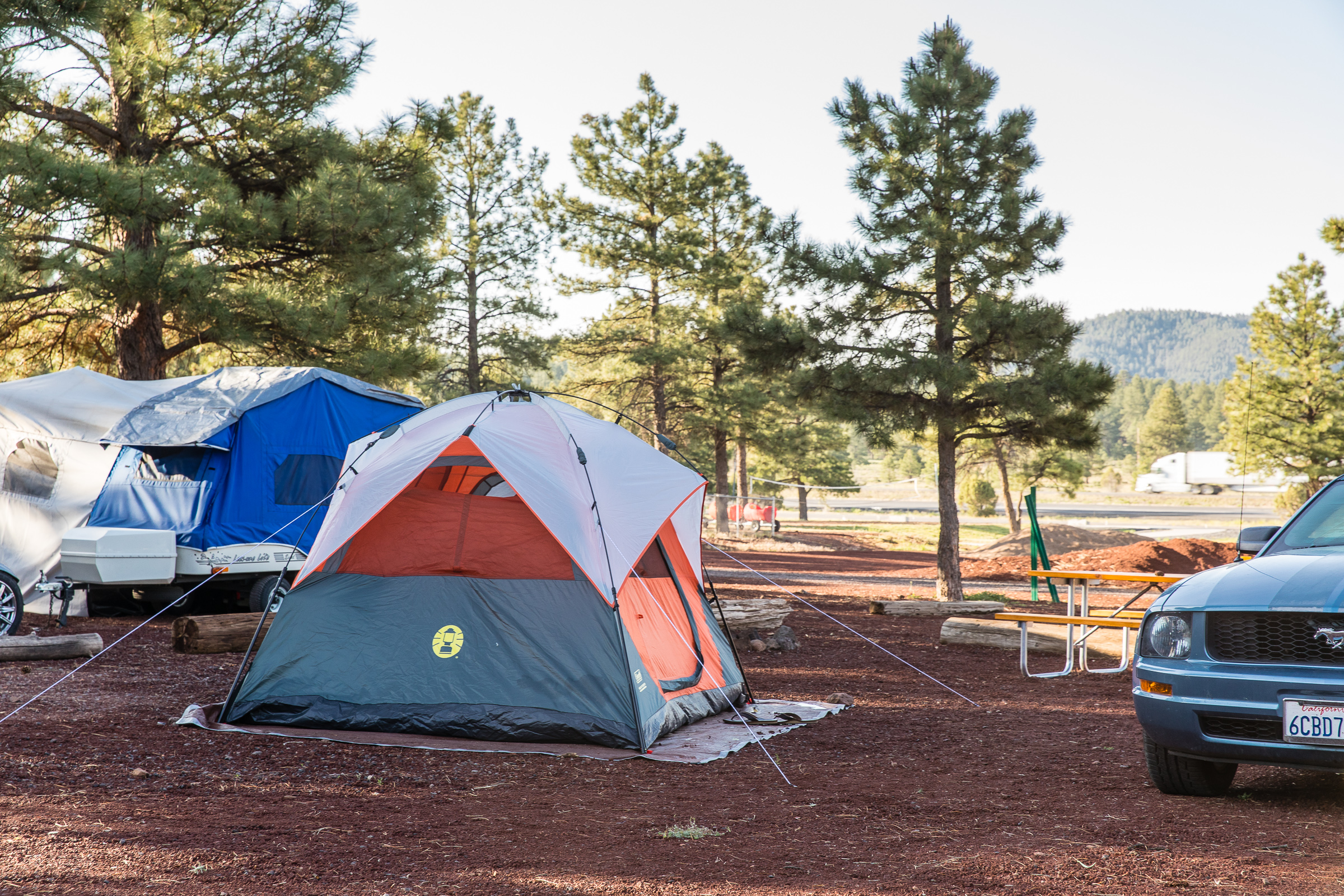 Camping in arizona with hookups