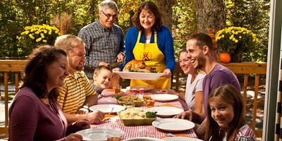 Celebrate Thanksgiving at the Campground!