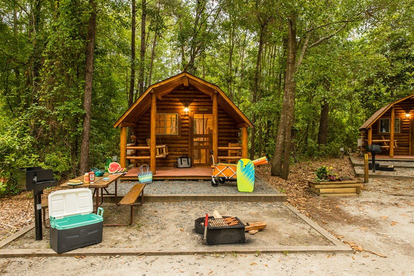 Cabins for Group Gatherings