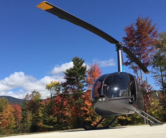WHITE MOUNTAINS HELICOPTER!