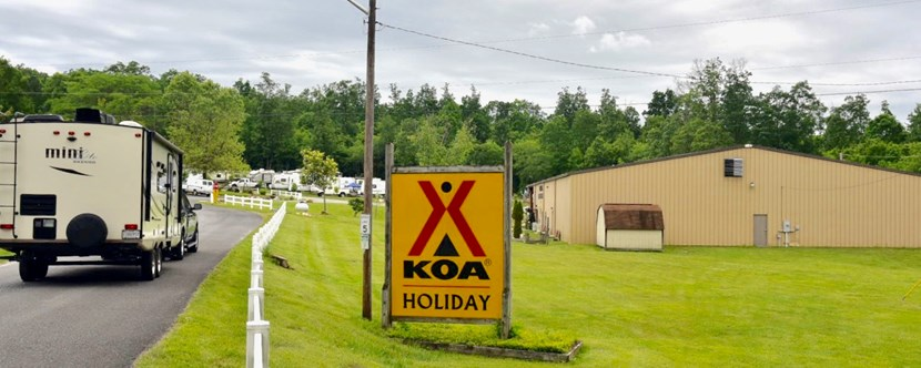 Welcome to our Wytheville KOA Holiday!