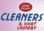 Citrus Village Cleaners & Shirt Laundry