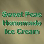 Sweet Peas Homemade Ice Cream