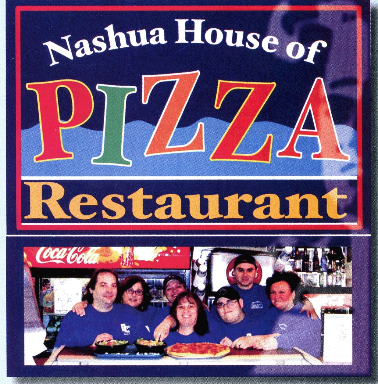 Nashua House of Pizza
