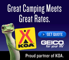 KOA RV Insurance by Geico