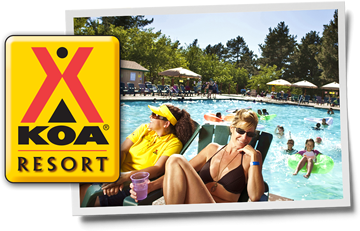 KOA Resort Campgrounds