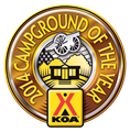 2014 Campground of the Year Award