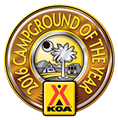 2016 Campground of the Year Award