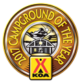 2017 Campground of the Year Award